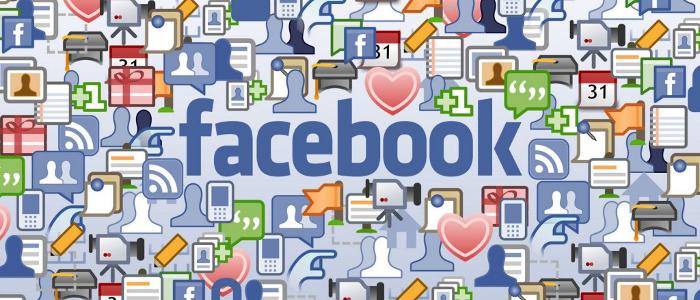 Facebook stránky pro piloty