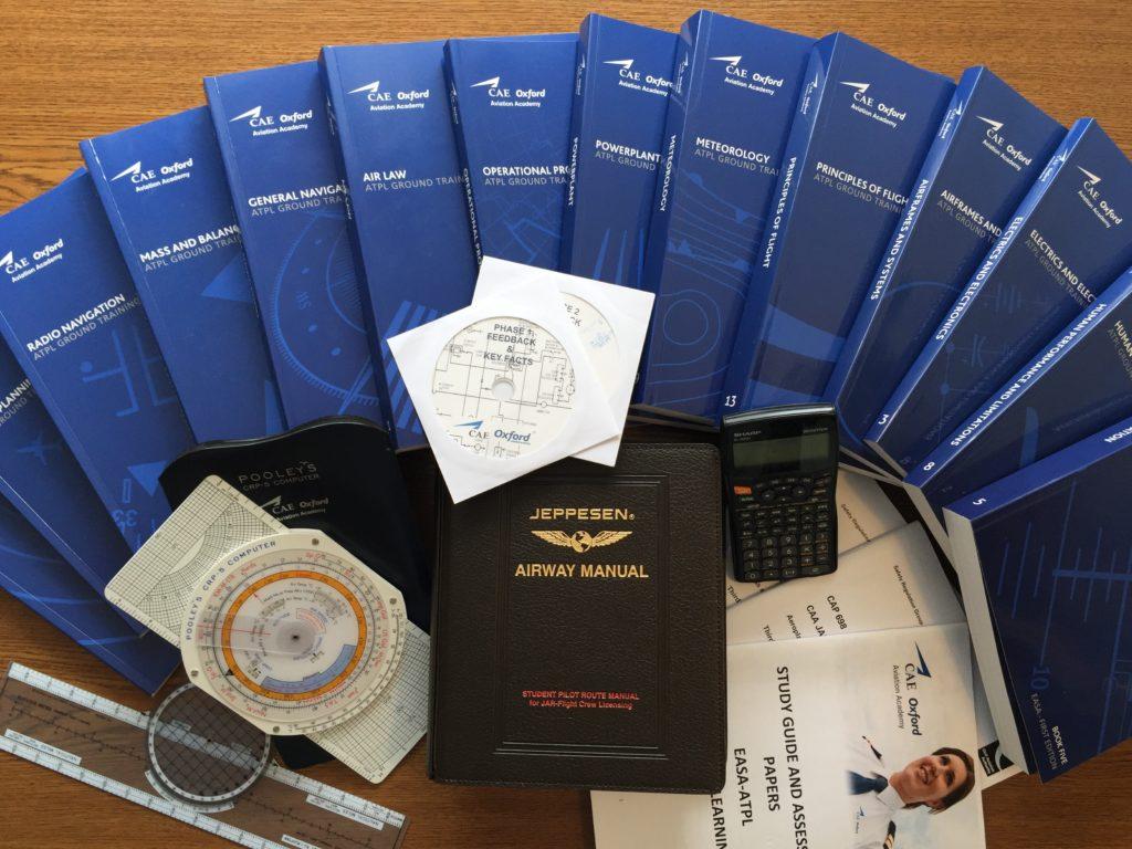 ATPL učebnice Oxford Aviation Academy