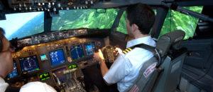 Výcvik v aeroliniích
